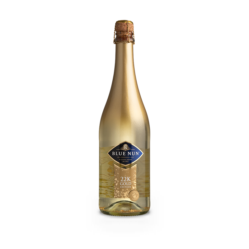 Espumante Blue Nun Gold Edition 22k (indisponível)