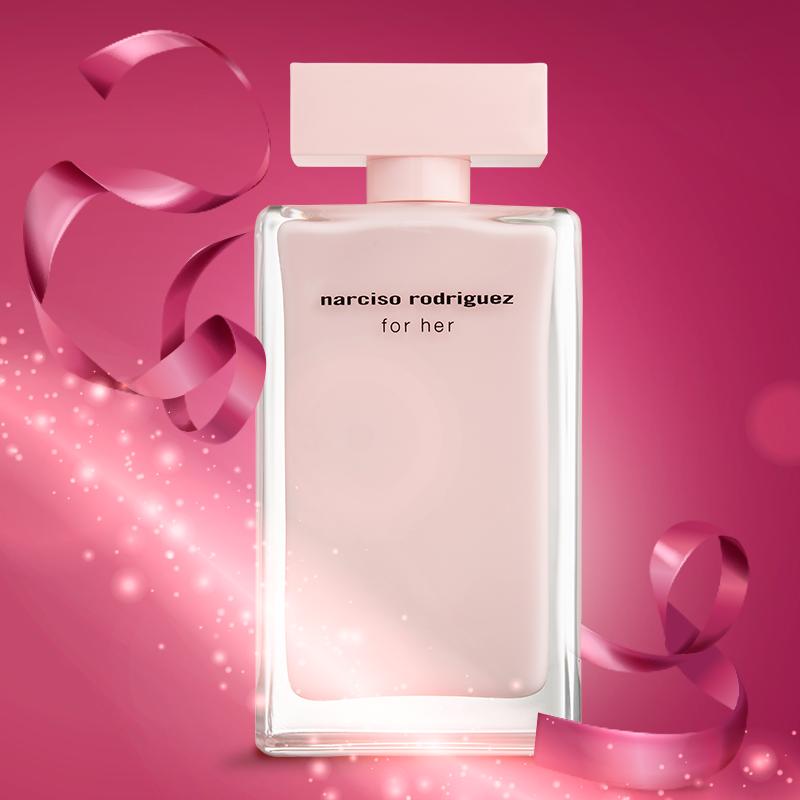 Perfume Narciso Rodriguez For Her Eau de Parfum (indisponível)